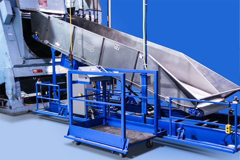 Fixed Incline Shuttle Conveyors
